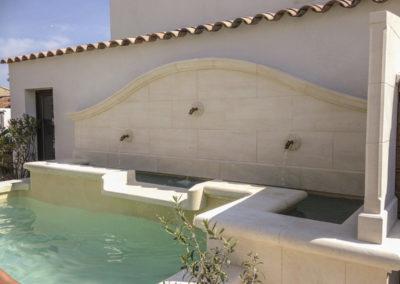 Exemples de fontaines