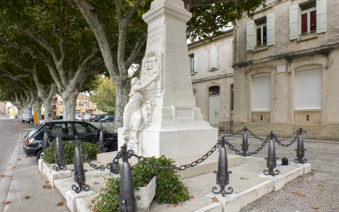 Rénovation monuments aux morts